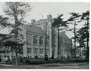 Andover Hall